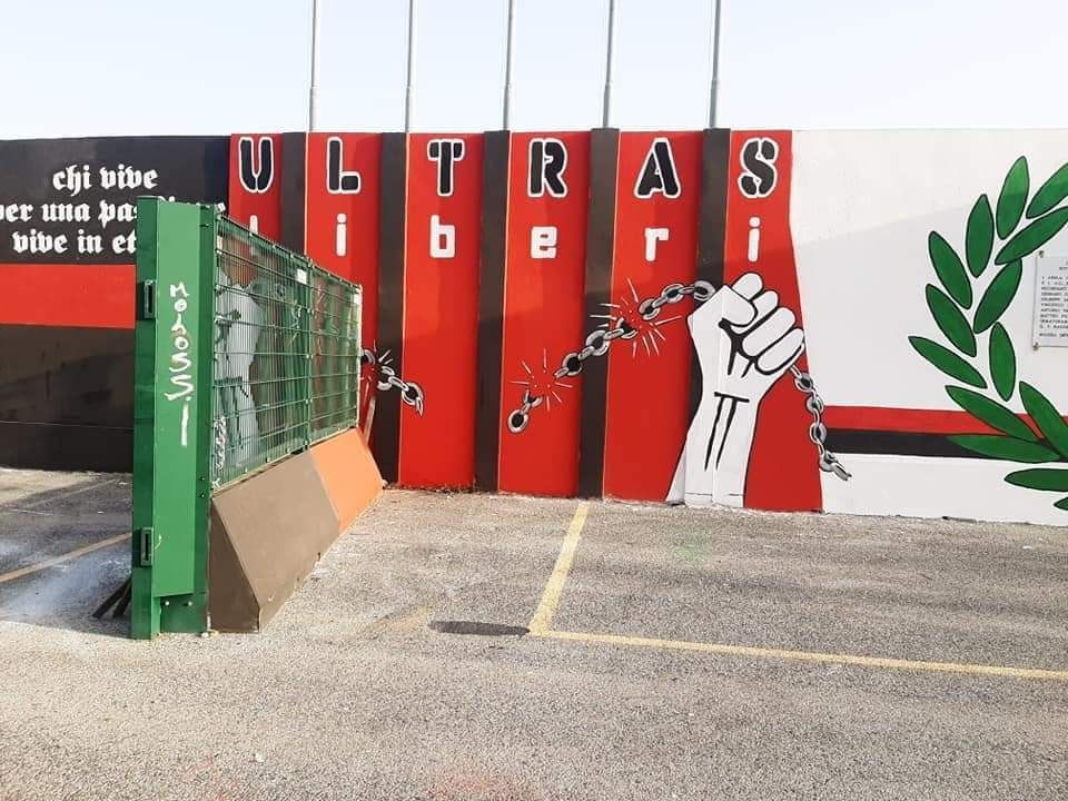"""Stadio """"San Francesco d'Assisi"""" di Nocera Inferiore (SA)"""